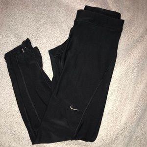 Nike dri-fit leggings in black